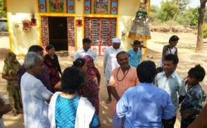dalit activists kherpur