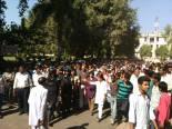 Rally in memory of Vasanti